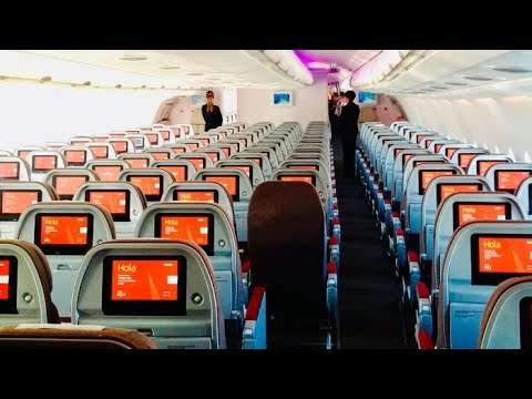 FLIGHT REVIEW | IBERIA A330-200 | Tokyo Narita - Madrid | Economy Class ✈️