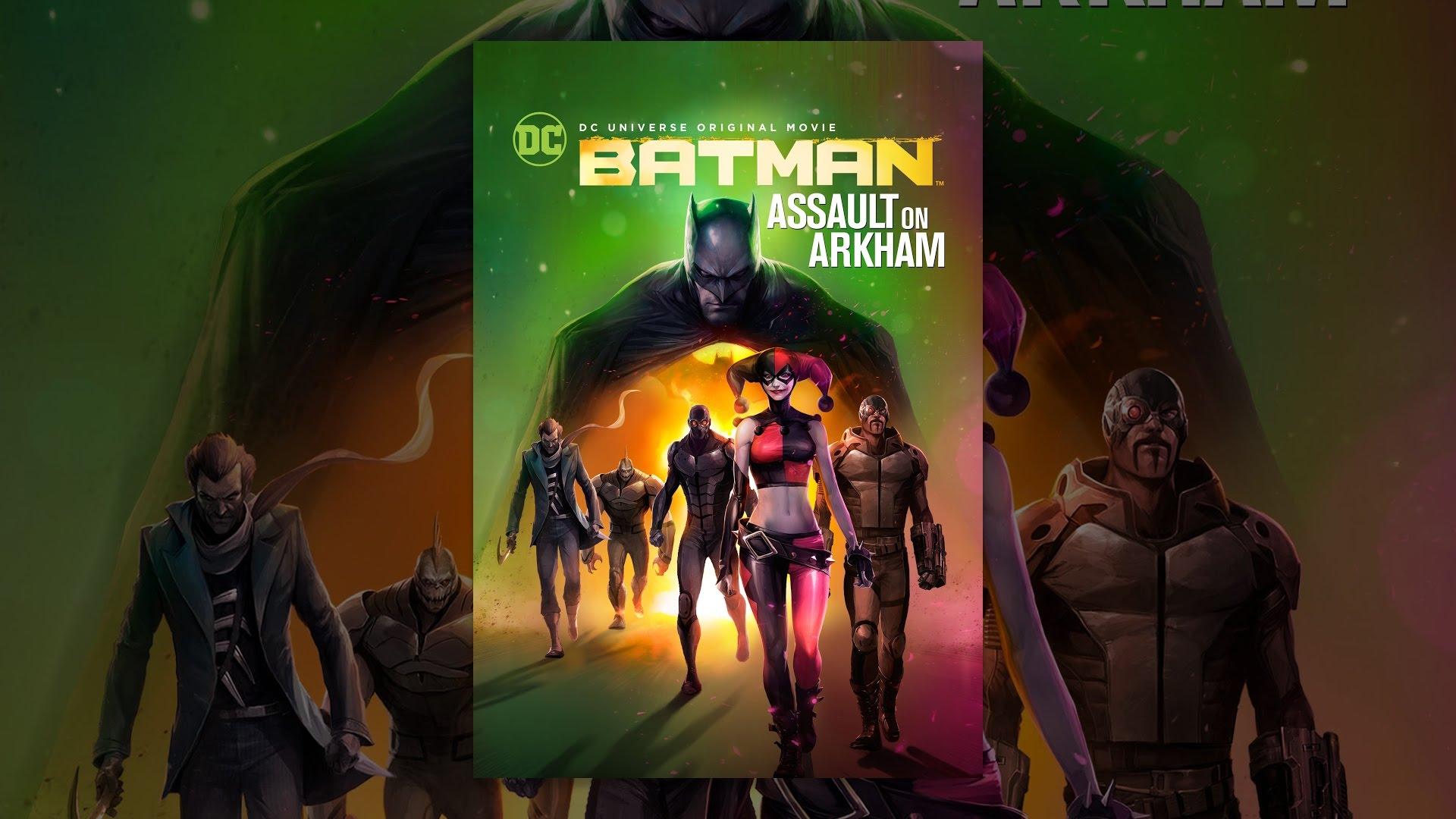 Download DCU: Batman: Assault on Arkham