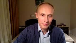 """Олег Гадецкий """"Жизнь от первого лица: технология счастья и успеха""""."""