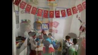 Özel Mutluluk Anaokulu 29 Ekim Cumhuriyet Bayramı Etkinliği
