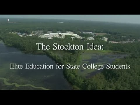 The Stockton Idea: Elite Education for State College Students