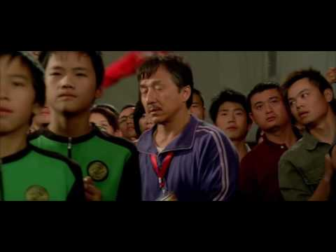 The Karate Kid Best Fight Scene Ever Cheng VS Mat