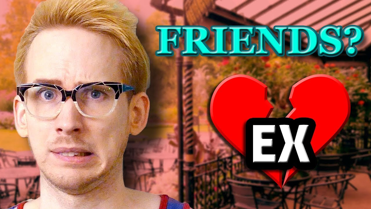 Why an ex wants to be friends