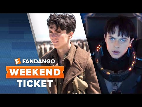 Now In Theaters: Dunkirk, Girls Trip, Valerian and the City of a Thousand Planets   Weekend Ticket