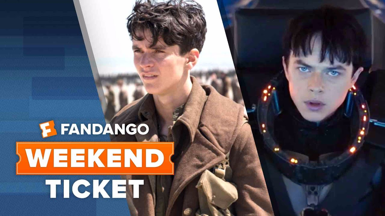 Now In Theaters: Dunkirk, Girls Trip, Valerian and the City of a Thousand Planets | Weekend Ticket