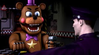 FNAF SFM: Ultimate Custom Night Animation Special 3 (FUNNY FNaF 6)