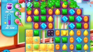 Candy Crush Soda Saga Level 1221 - NO BOOSTERS