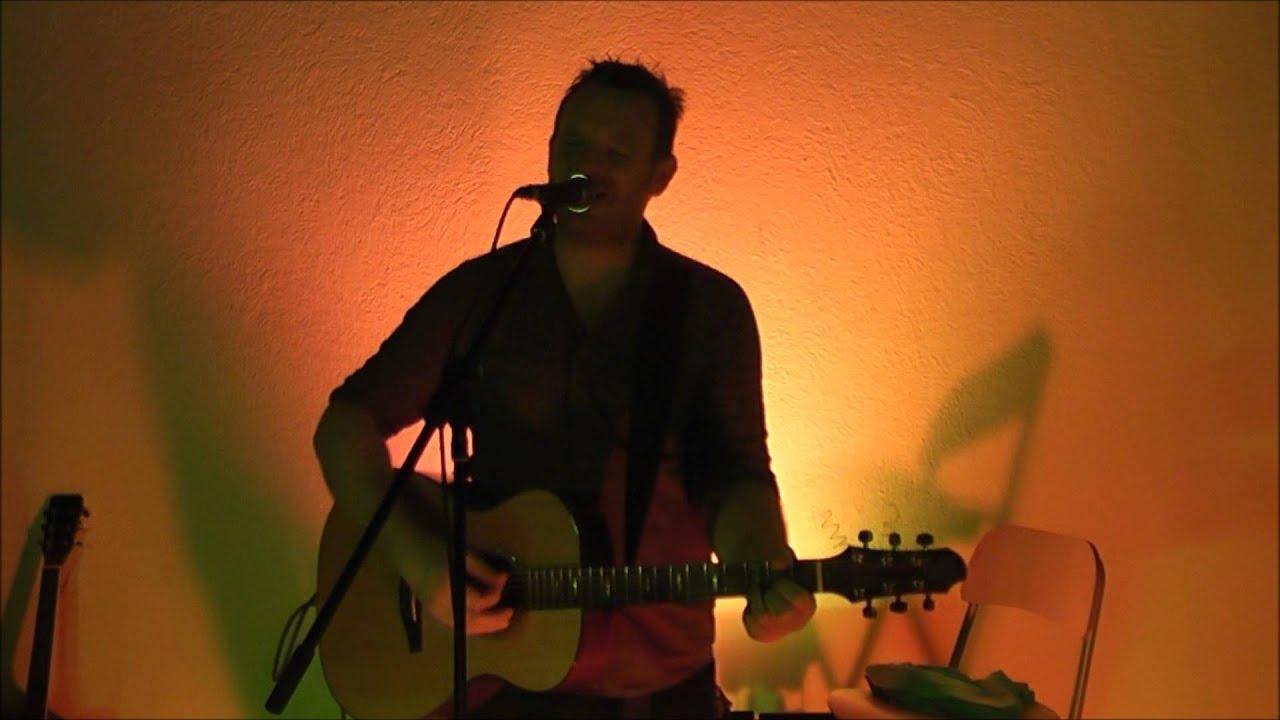 Nick Parker Wohnzimmer-Gig Wohnzimmer-Konzert SOLO