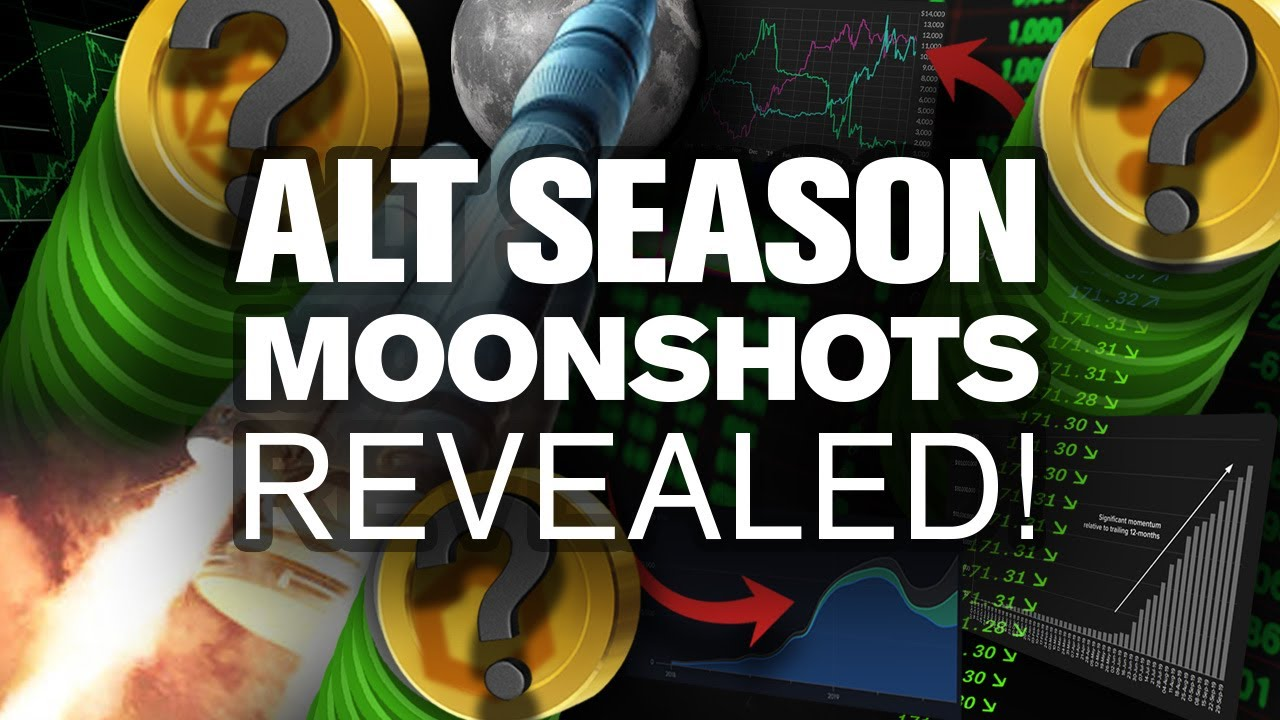 IT'S ALTSEASON!! Coins to PUMP the Most Are??