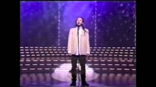 Steve Balsamo - Gethsemane & interview - Jesus Christ Superstar (Barrymore - May 1997)