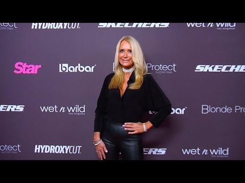 Kim Richards 2017 Star Magazine's Hollywood Rocks Party