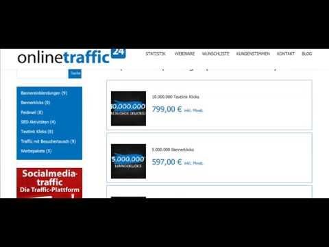Traffic generieren und Kunden bekommen