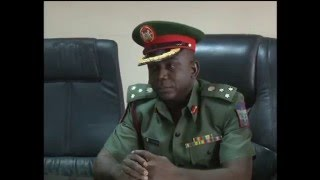 New Director-General Of The National Youth Service Corps (NYSC) Takes Over
