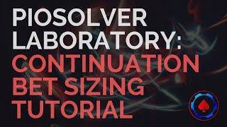 Piosolver Tutorial: The Ultra-Basics - AlvinTeachesPoker