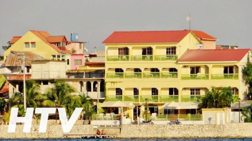 Hotel Peten En Flores Guatemala
