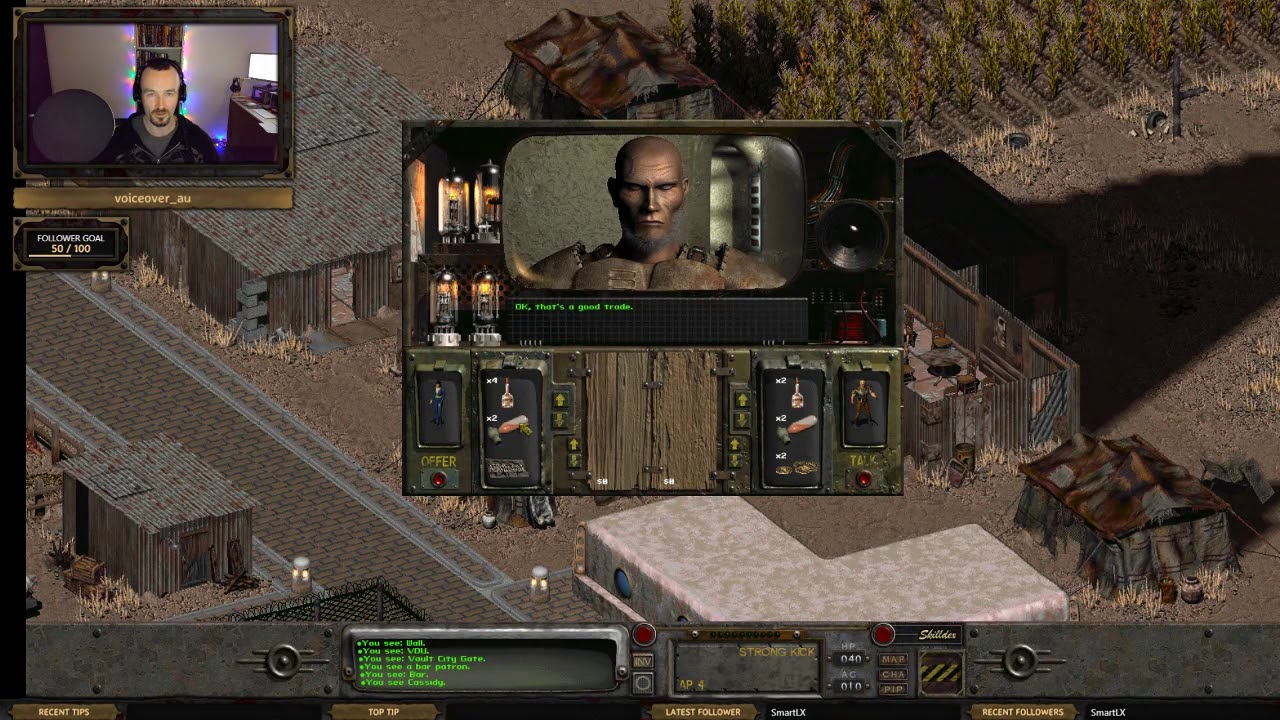 Fallout 2 Episode 05 Adventures In Vault City