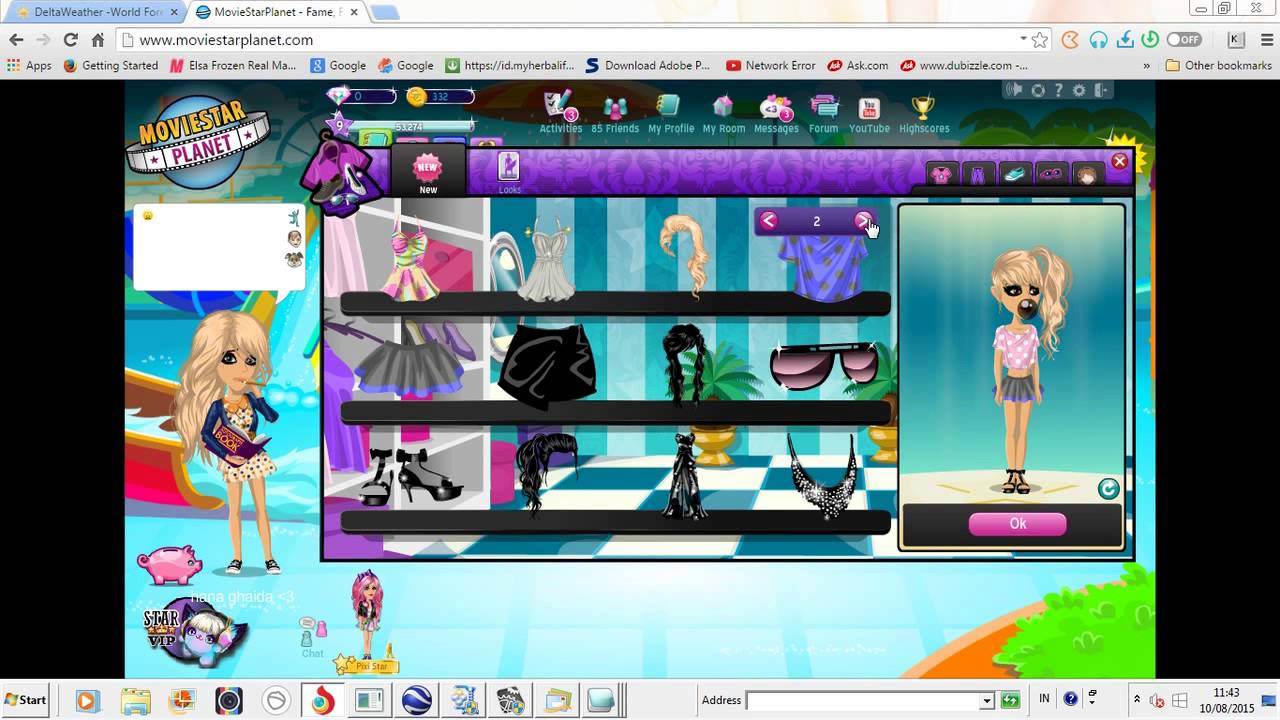 how to get back a hacked acc in msp