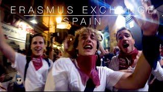 Erasmus Exchange in Spain | GoPro thumbnail