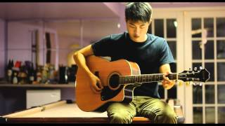 Best Friend - Jason Chen (Official cover by Fred Myers)