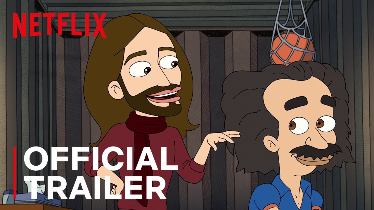 Big Mouth Season 3 Official Trailer Netflix Youtube