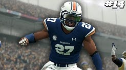 Best run of Ben Bones Career! NCAA 14 RB Road to Glory