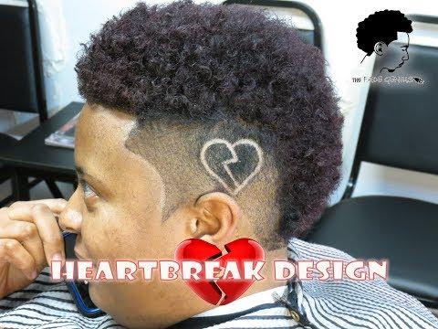 **MUST SEE** Heartbreak Design | The Fade Genius