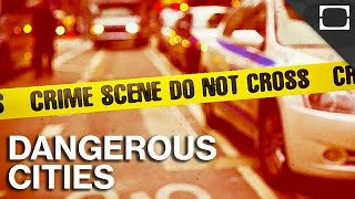 Which American Cities Are The Most Dangerous?