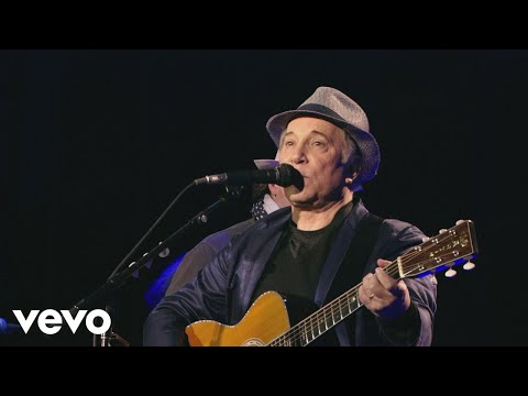 Paul Simon - The Boxer (from The Concert in Hyde Park)