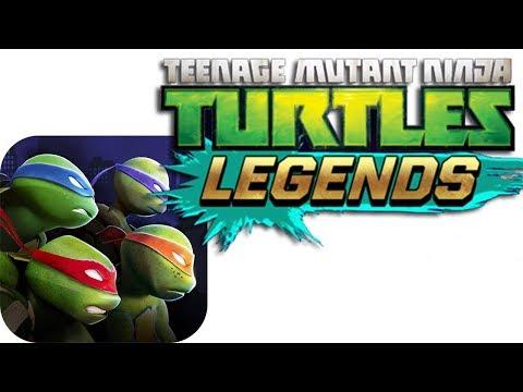Teenage Mutant Ninja Turtles: Legends -  Part 2 - Game - Puzzle - Kids Toys Play