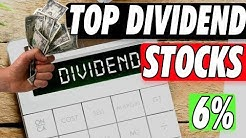 Top 5 Cash Dividend Stocks in 2019 for Passive Income