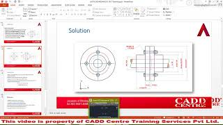 AutoCAD Mechanical Demo1