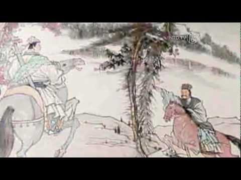 The Story of Warrior Xiang Yu
