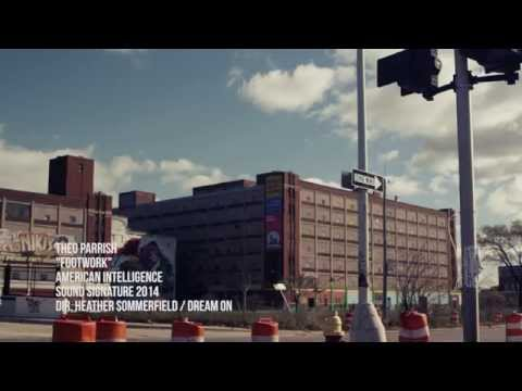 Theo Parrish FOOTWORK FULL VIDEO