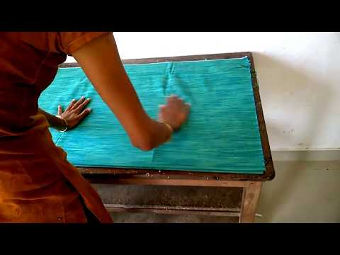 Churidar top and lining cutting method very easy   part-1