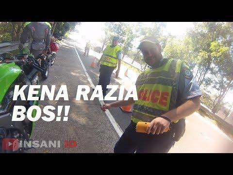 #16 | Touring ke Sydney (928 km) Naik ZX-10R Part 3 (Kena Razia) #Motovlogindonesia