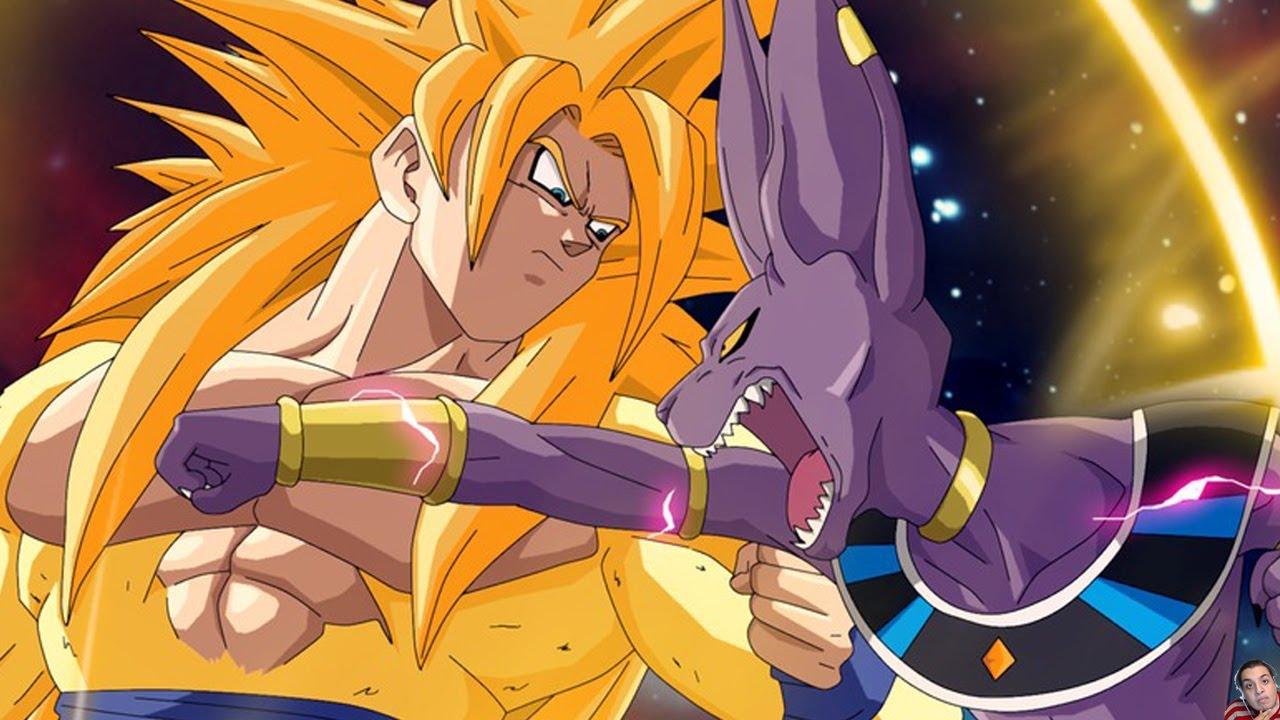 Super saiyan god mode dragon ball z battle of gods - Foto goku super saiyan god ...