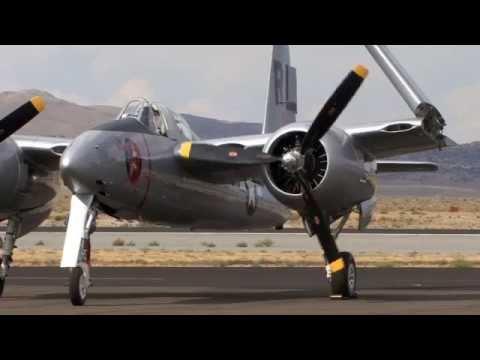 Warbird Engine Starts — Props & Radials
