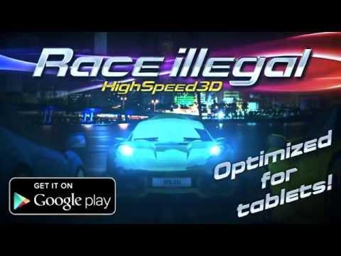 Race Illegal: High Speed 3D Trailer