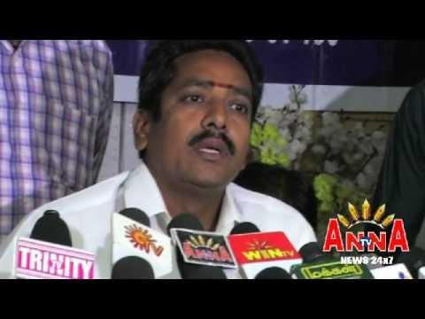 Indian Bank Jewel Appraiser,s Press Meet Anna Tv