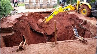 Three people buried alive in Nyeri County