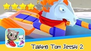 Talking Tom Jetski 2 - Day2 Walkthrough Ben's Science Lab Recommend index four stars