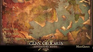 Guns of Icarus Soundtrack - Main Theme (Co-Op Mode)