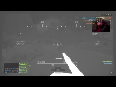 I'M ALL OUT OF BUBBLE GUM!!!!              BF4 ON PS4 -- KillerCrowMes' 573RD! Livestream