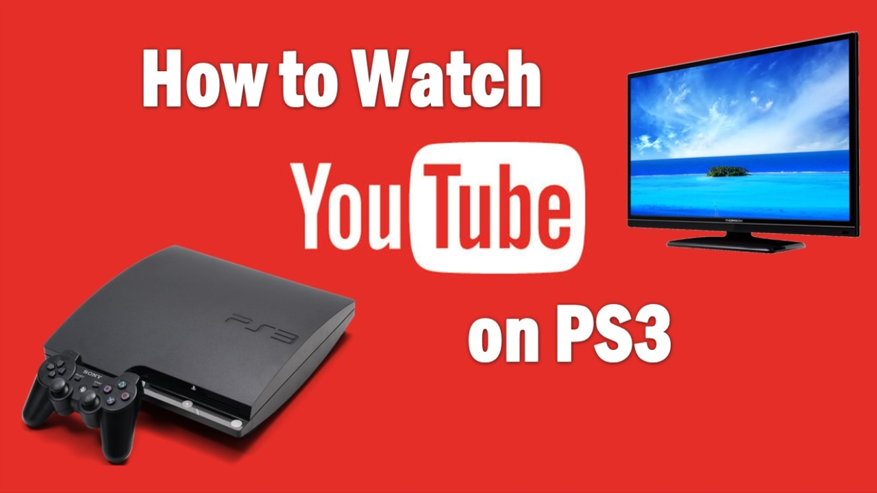 How to Watch YouTube HD videos on PS3 ( YOUTUBE PKG NO PSN ) 2016/2017 - YouTube