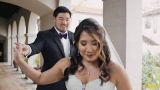 Michelle and Keith - The Wilshire Ebell, Los Angeles - Amy Greenberg Events - Jonathon Chou Weddings