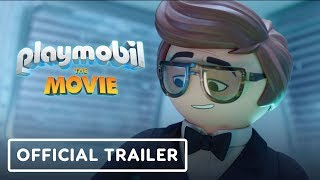Playmobil: The Movie - Official Trailer (2019) Daniel Radcliffe