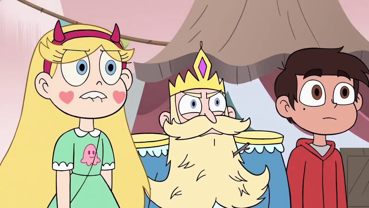 Star Vs The Forces Of Evil Season 1 Episode 1
