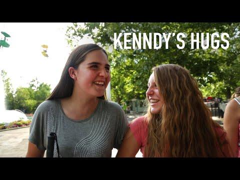 Kennedy's Hugs -