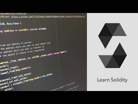 Solidity Ethereum Basic Tutorial Storing data to array   version 0.5.1 – Ep 2