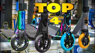 TOP 4 BEST CHEAP PRO SCOOTERS ( 2018 )  fuzion scooters, envy scooters
